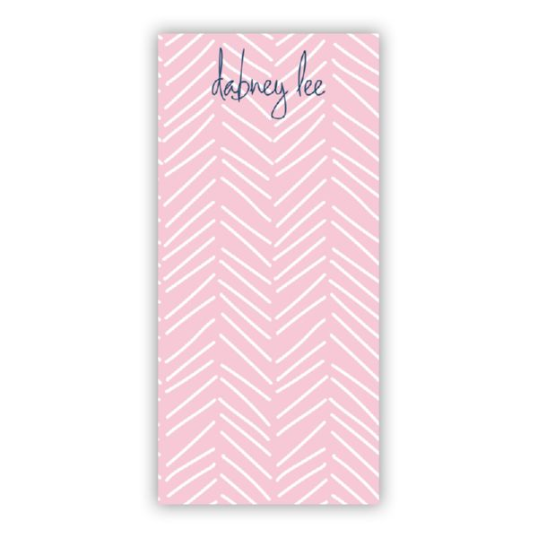 Little Lines Personalized Grocery Pad (150 sheets)