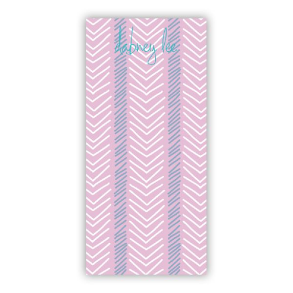 Topstitch Personalized Grocery Pad (150 sheets)