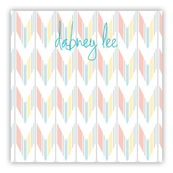 Arrowhead Personalized Huey Square NotePad (150 sheets)