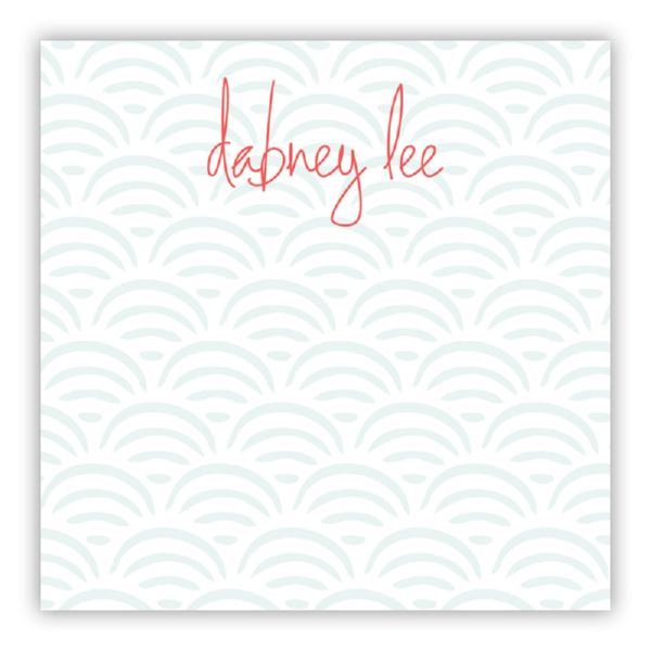 Ella Personalized Huey Square NotePad (150 sheets)