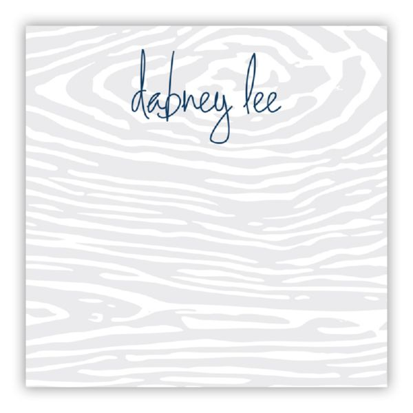 Varnish Personalized Huey Square NotePad (150 sheets)