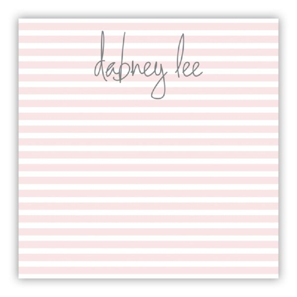 Cabana 2 Personalized Huey Square NotePad (150 sheets)