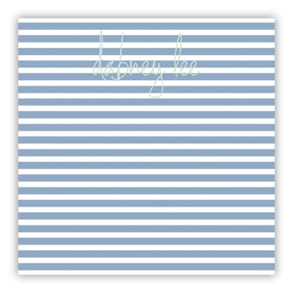 Cabana 3 Personalized Huey Square NotePad (150 sheets)