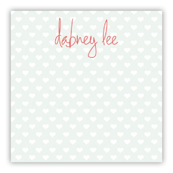 Minnie Personalized Huey Square NotePad (150 sheets)