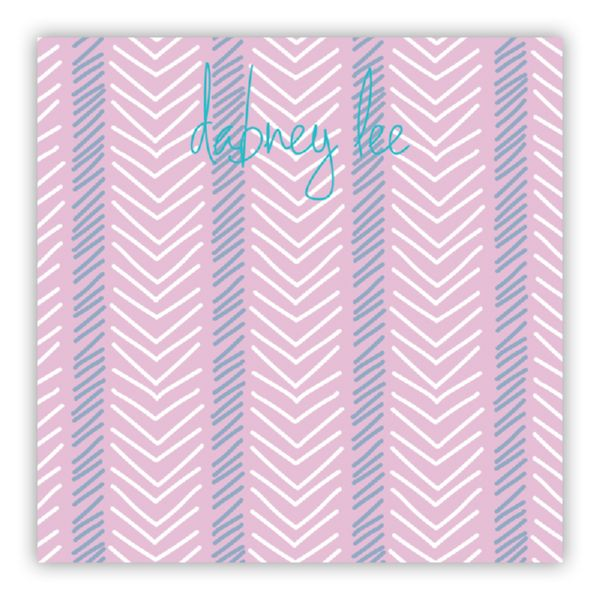 Topstitch Personalized Huey Square NotePad (150 sheets)