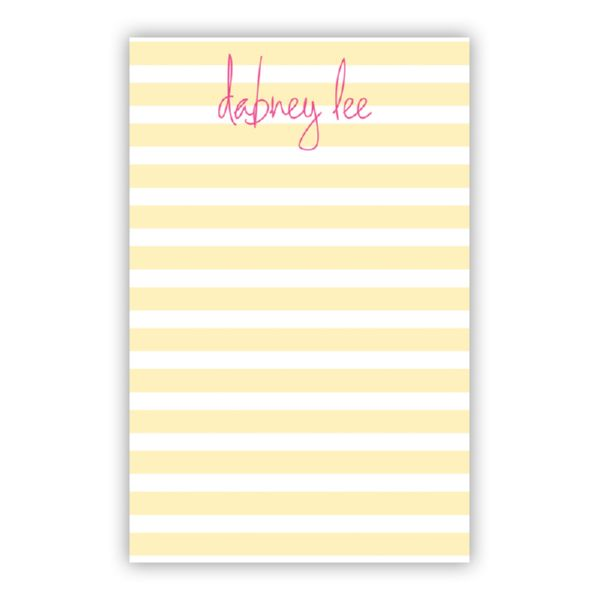 Cabana Personalized Super NotePad (150 sheets)