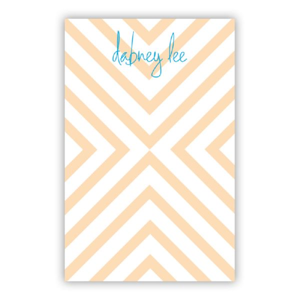 Chevron Personalized Super NotePad (150 sheets)
