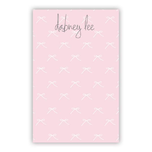 Chloe Personalized Super NotePad (150 sheets)