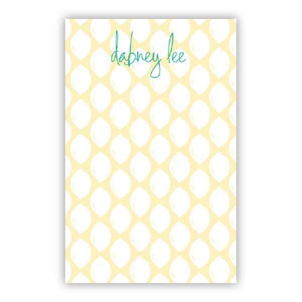 Meyer Personalized Super NotePad (150 sheets)