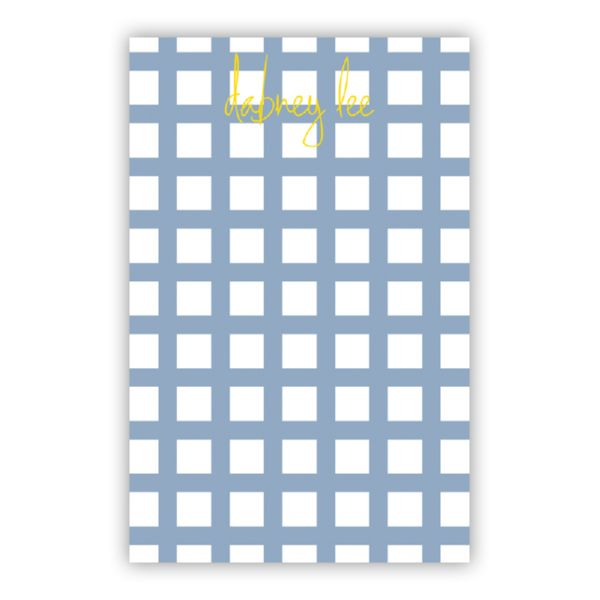 Checks & Balances Personalized Super NotePad (150 sheets)