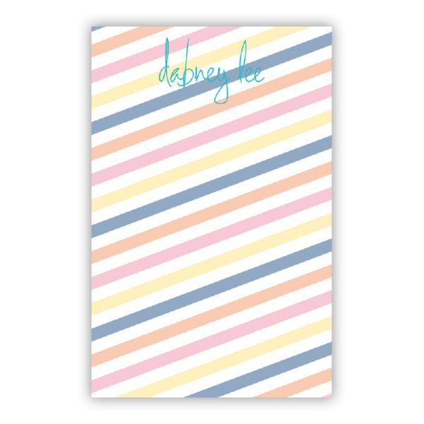Fruit Stripe Personalized Super NotePad (150 sheets)