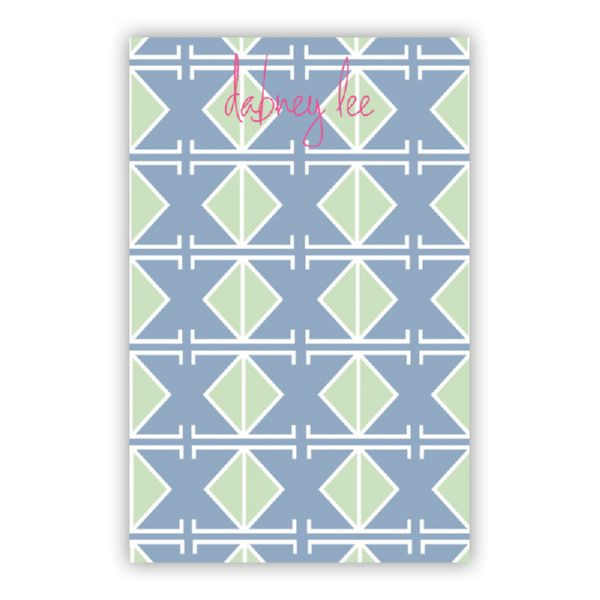 Table Tennis Personalized Super NotePad (150 sheets)