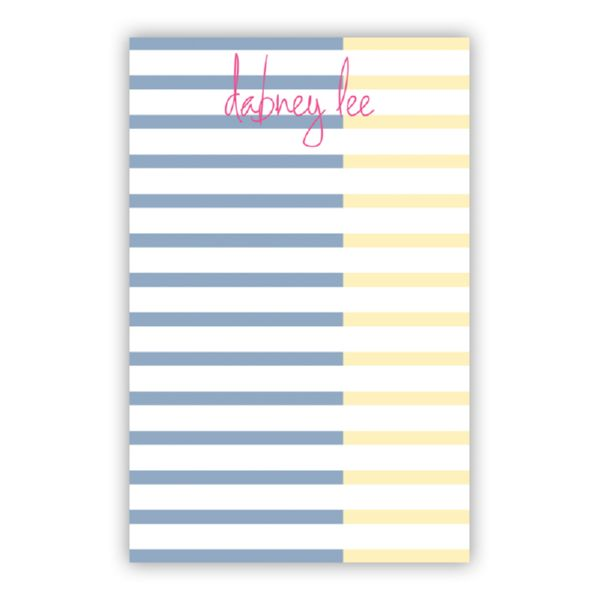 Twice As Nice Personalized Super NotePad (150 sheets)