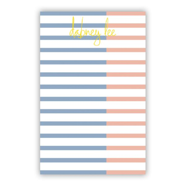 Twice As Nice 2 Personalized Super NotePad (150 sheets)