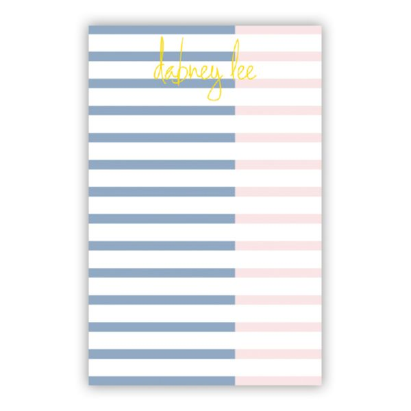 Twice As Nice 3 Personalized Super NotePad (150 sheets)