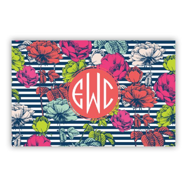 Millie Personalized Double-Sided Laminated Placemat