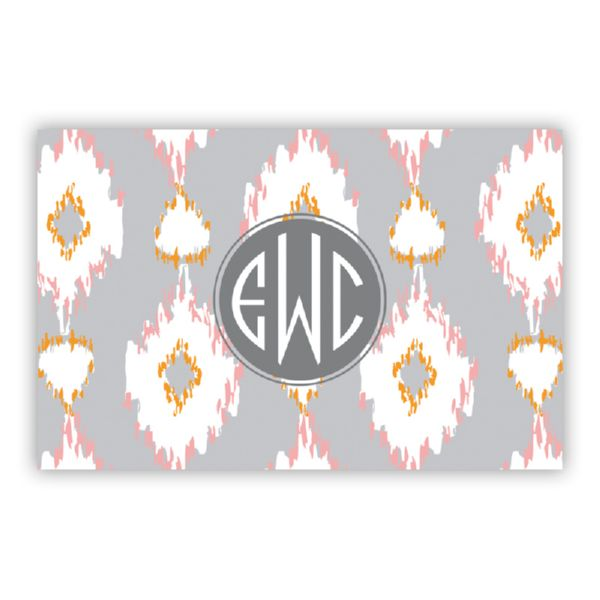Mirage Personalized Double-Sided Laminated Placemat
