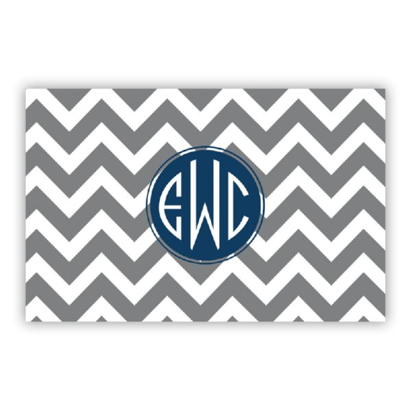 Ollie Personalized Double-Sided Laminated Placemat