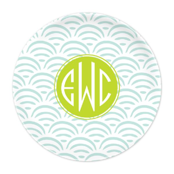 Ella Personalized Dinner Plate