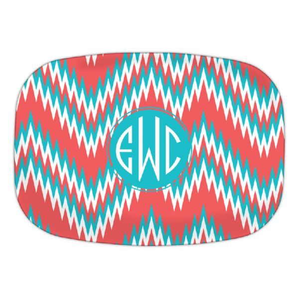 Mission Fabulous Personalized Oval Platter