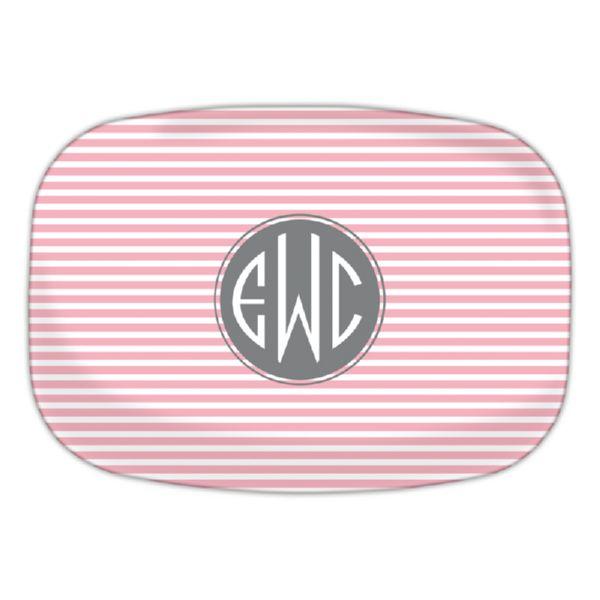 Cabana 2 Personalized Oval Platter