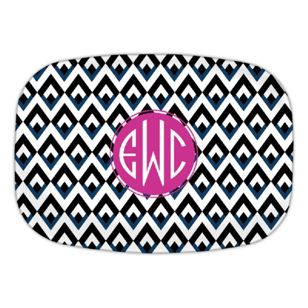 Remi Personalized Oval Platter