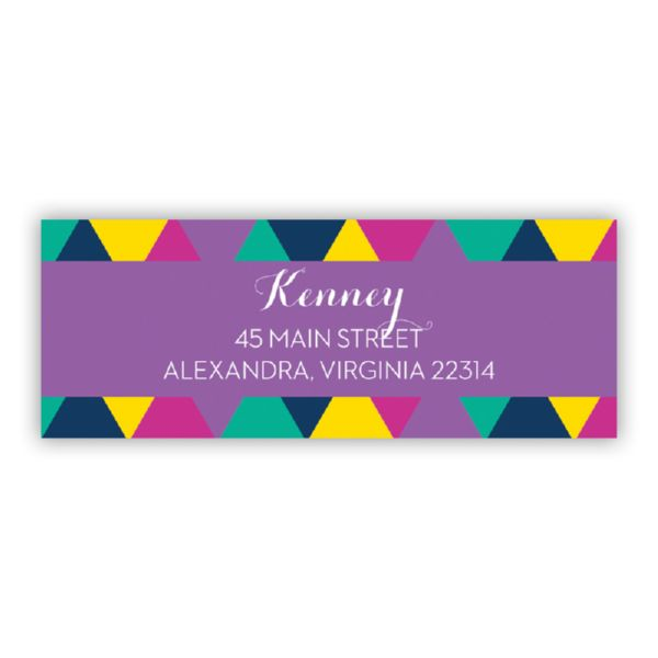 Acute Personalized Address Labels (48 labels)