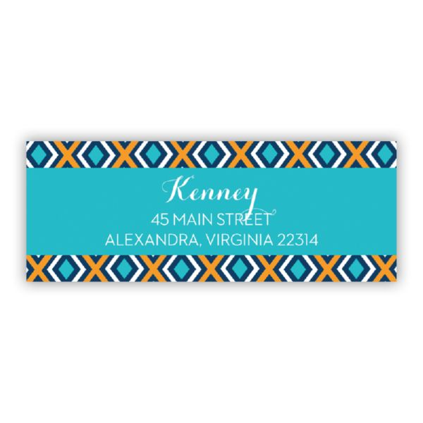 Lantern Personalized Address Labels (48 labels)