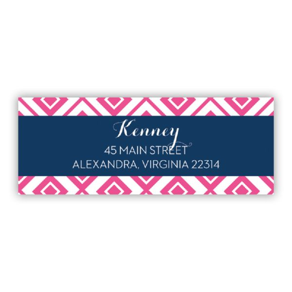 Lucy Personalized Address Labels (48 labels)