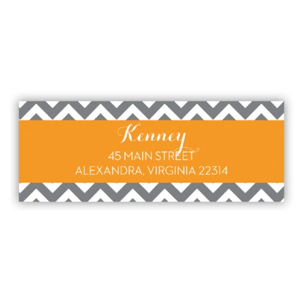 Ollie Personalized Address Labels (48 labels)