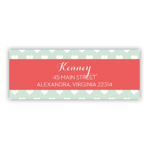 Minnie Personalized Address Labels (48 labels)