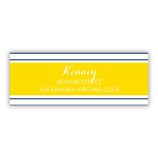 Pinny Personalized Address Labels (48 labels)