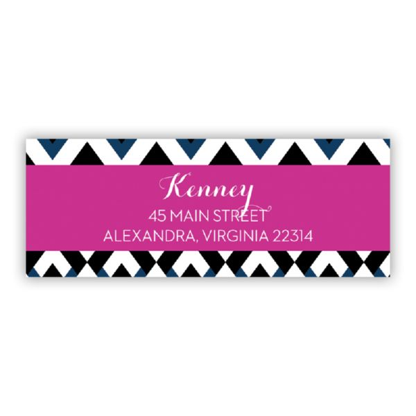 Remi Personalized Address Labels (48 labels)