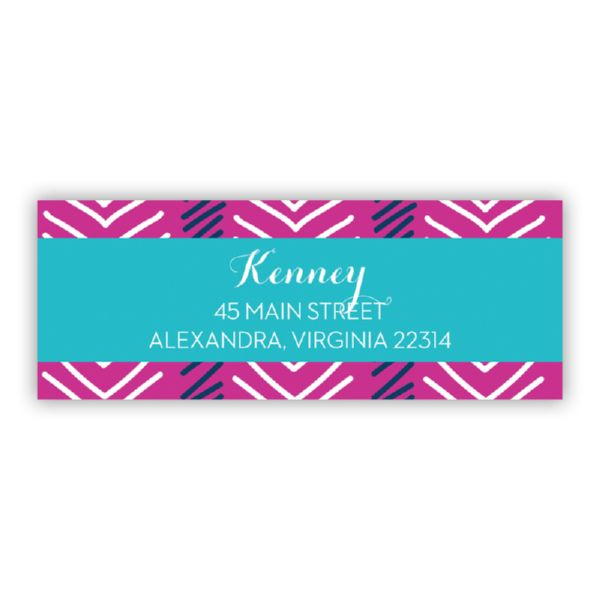 Topstitch Personalized Address Labels (48 labels)