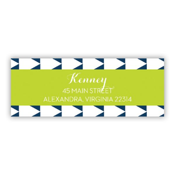 Try Me Personalized Address Labels (48 labels)