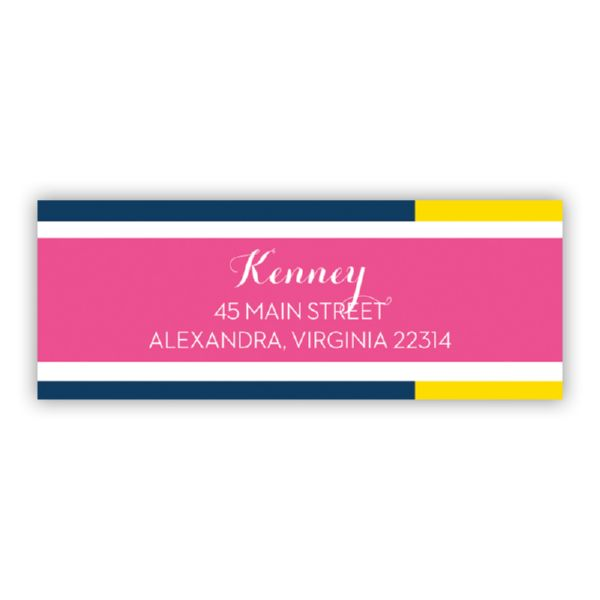 Twice As Nice Personalized Address Labels (48 labels)
