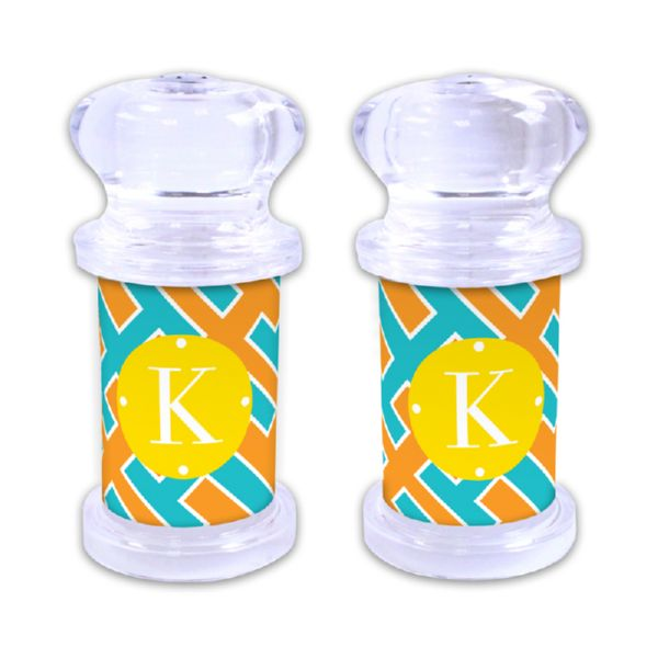Acapulco Personalized Salt and Pepper Shaker