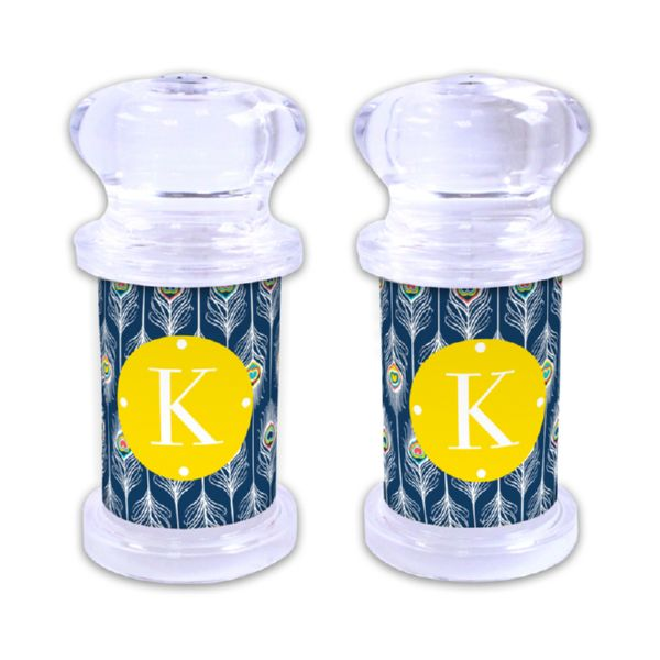 Argus Personalized Salt and Pepper Shaker