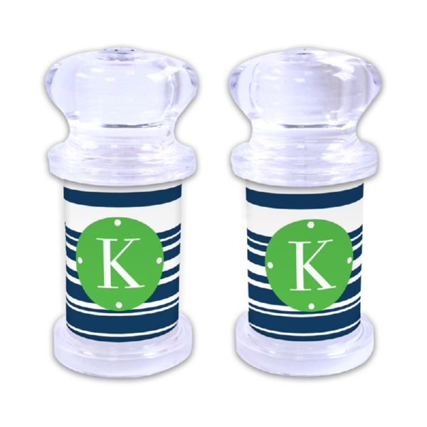 Block Island Personalized Salt and Pepper Shaker
