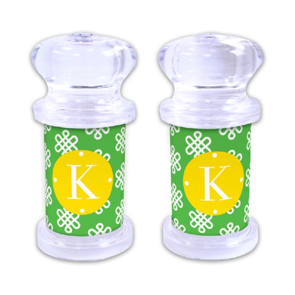 Clementine Personalized Salt and Pepper Shaker