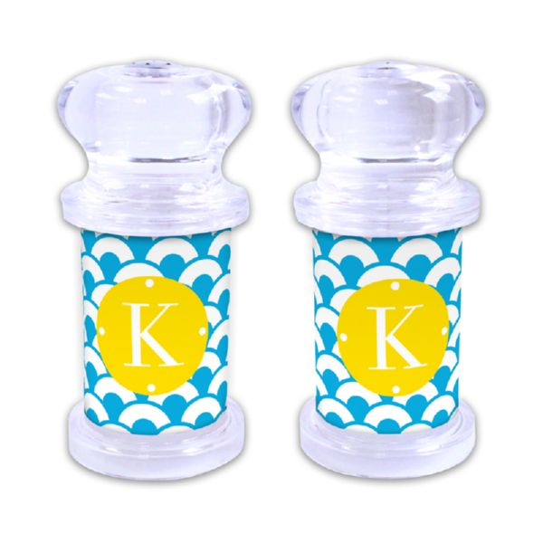 Coins Personalized Salt and Pepper Shaker
