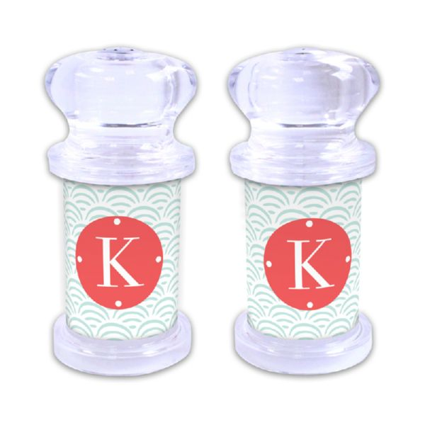Ella Personalized Salt and Pepper Shaker