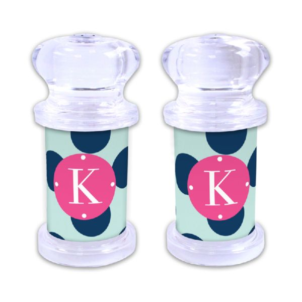 Jane Personalized Salt and Pepper Shaker