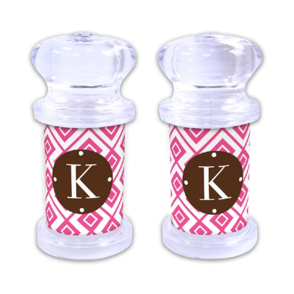 Lucy Personalized Salt and Pepper Shaker