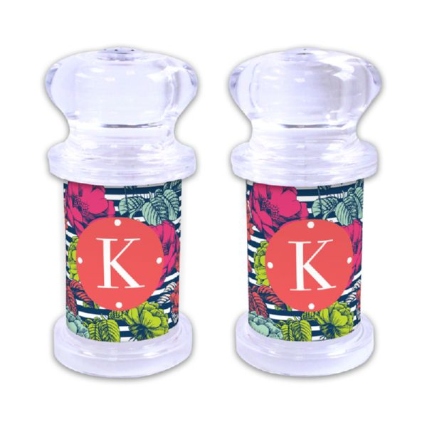 Millie Personalized Salt and Pepper Shaker