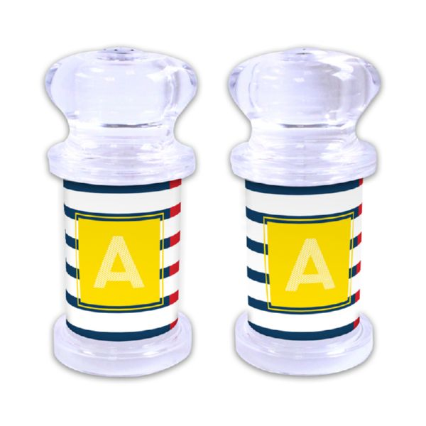 Twice As Nice 2 Personalized Salt and Pepper Shaker
