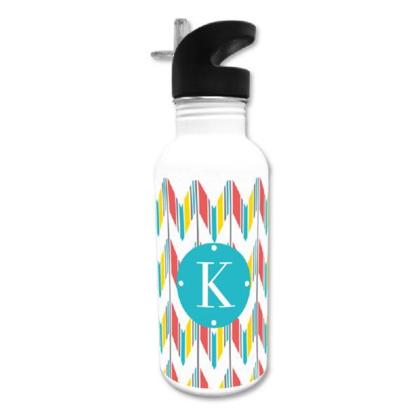 Arrowhead Personalized Water Bottle, 20 oz.