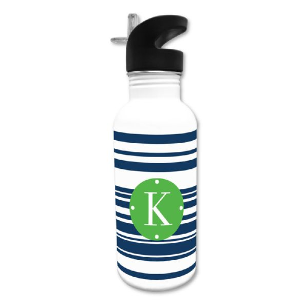 Block Island Personalized Water Bottle, 20 oz.