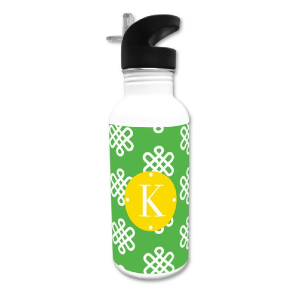 Clementine Personalized Water Bottle, 20 oz.