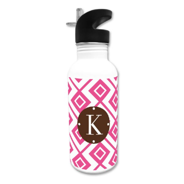 Lucy Personalized Water Bottle, 20 oz.